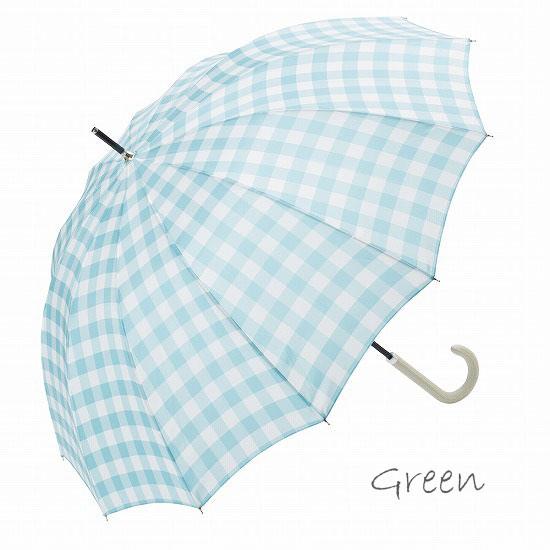 ユースフル/ギンガム雨傘