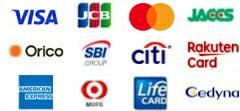 クレジットカード払い