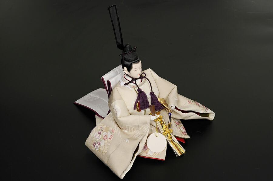 【雛人形】【ひな人形】【お雛様】【収納飾】