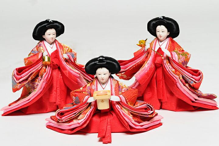 【雛人形】【ひな人形】【お雛様】【雛人形収納飾】