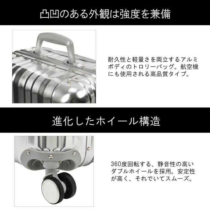 RICARDO リカルド Aileron エルロン スーツケース 40L 021-20-4WB