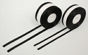 黒耳リボンテープ サイズ比較
