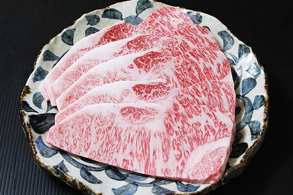 黒毛和牛(サーロイン)ステーキ