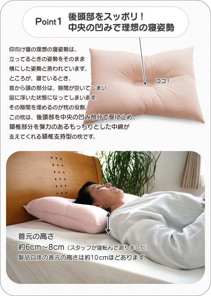 西川の洗える枕-02