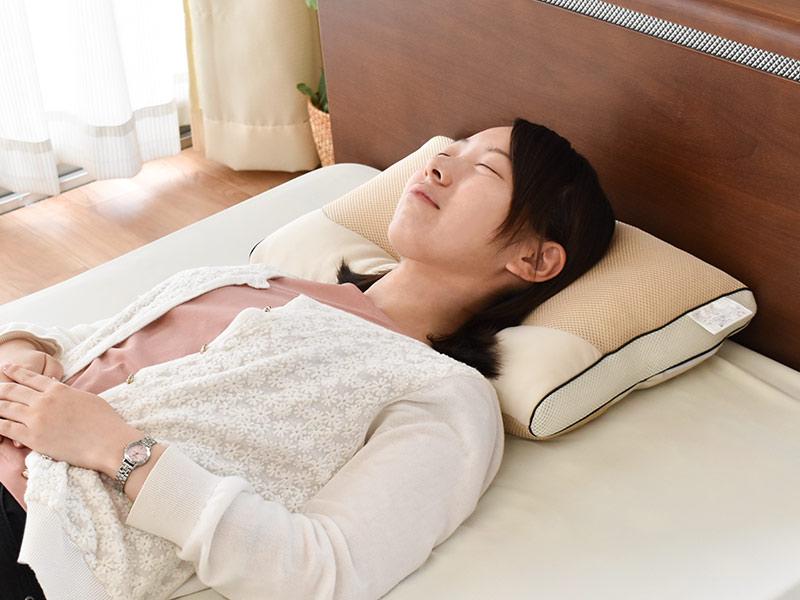 寝具専門店が枕をすすめる理由