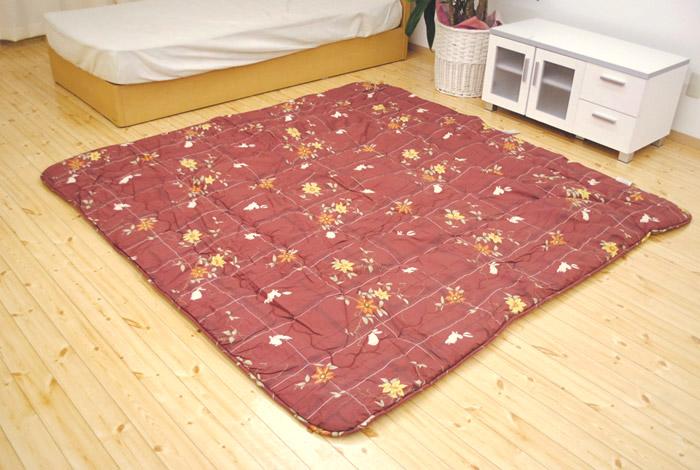 Fusong Iori Nishikawa High Quality Kotatsu Thin Quilts Looks Good Flooring Is Tatami