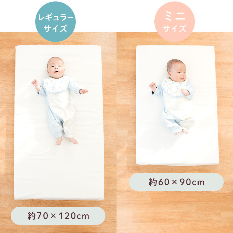 レギュラーサイズ 約70×120cm ミニサイズ 約60×90cm