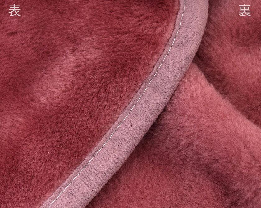 軽くて暖かアクリル毛布、静電気防止加工