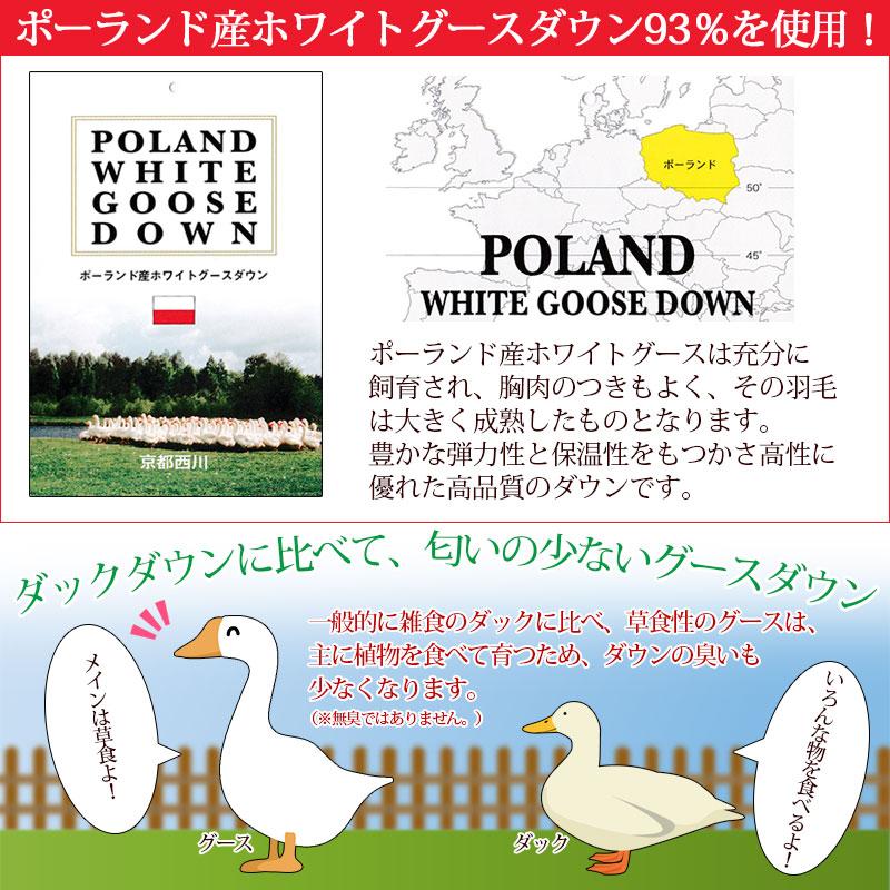 ポーランド産ホワイトグース
