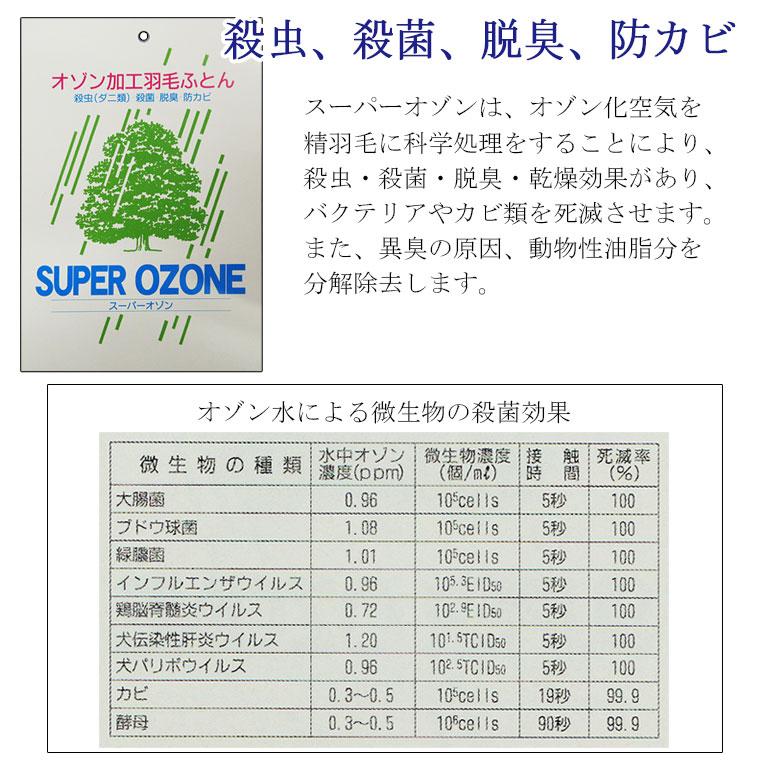 オゾン抗菌