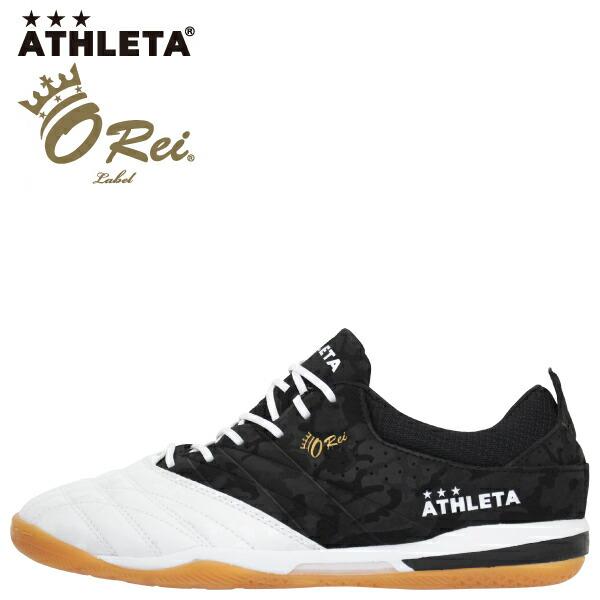 アスレタ フットサルシューズ O-Rei Futsal T001 11002-BLPW