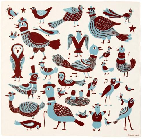 6)ラウルリンヌット(Laululinnut)鳥の歌/ブルー