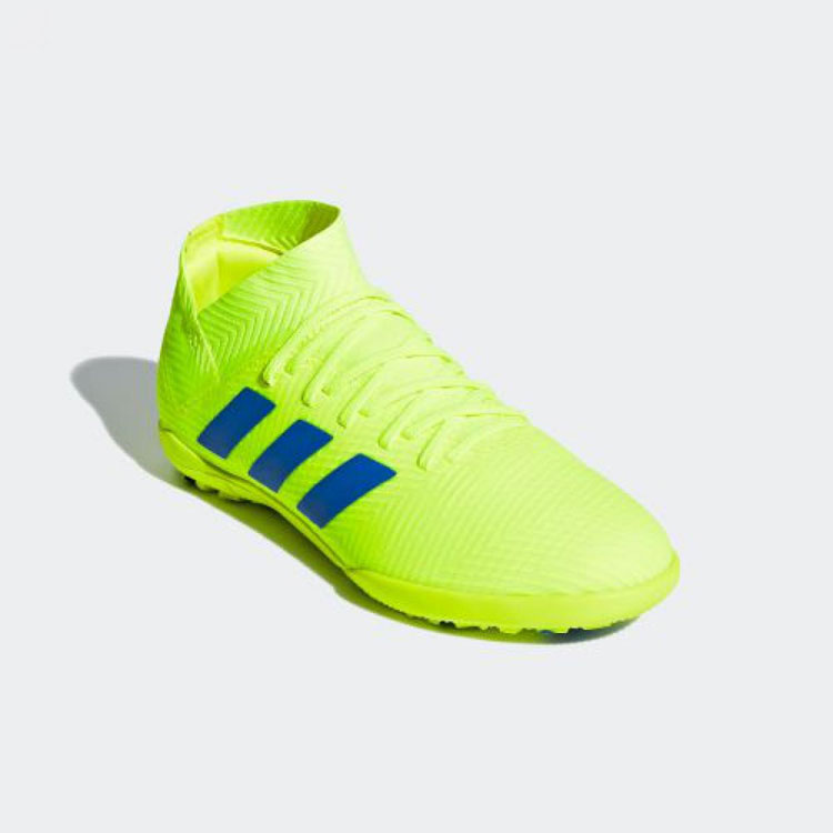 Fzone Adidas Nemesis 18 3 Tf J Soccer Shoes Youth Ced10