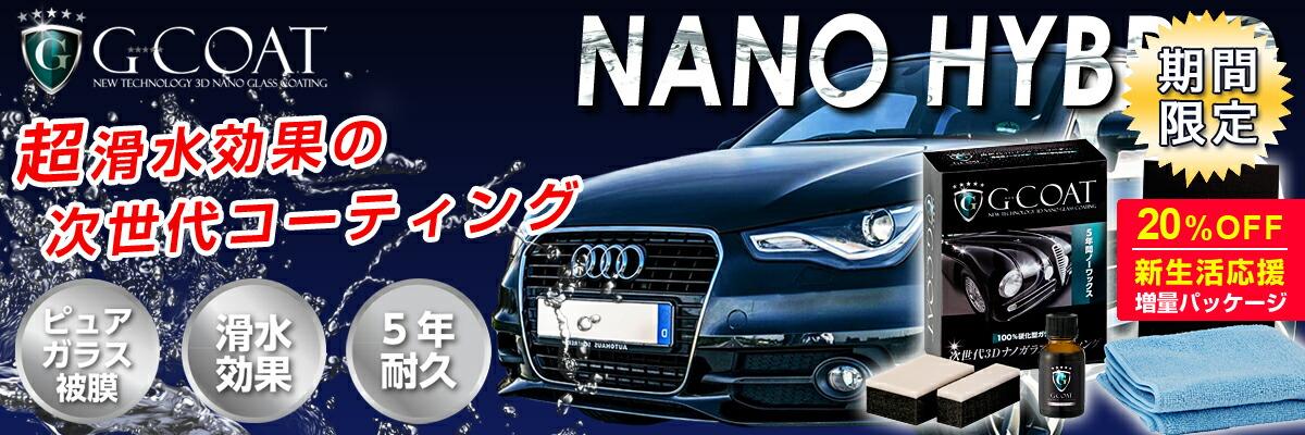 ナノハイブリットM2