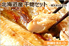 北海道産 干物セット