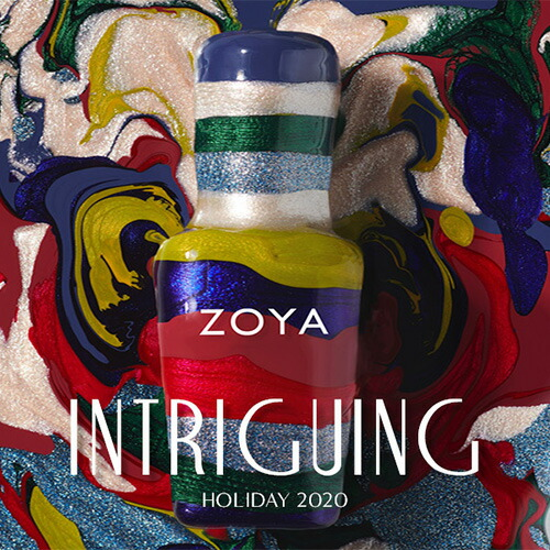 ZOYA HOLIDAY 2020「Intriguing」