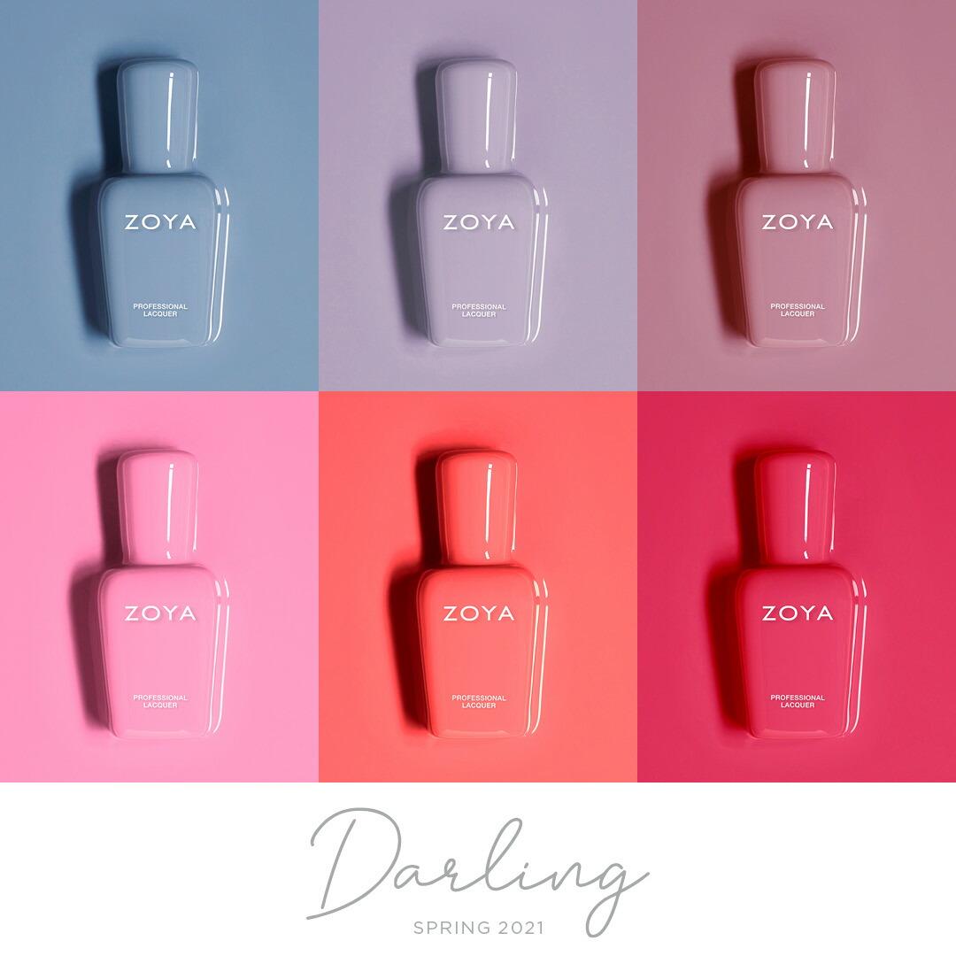 ZOYA「Darling」