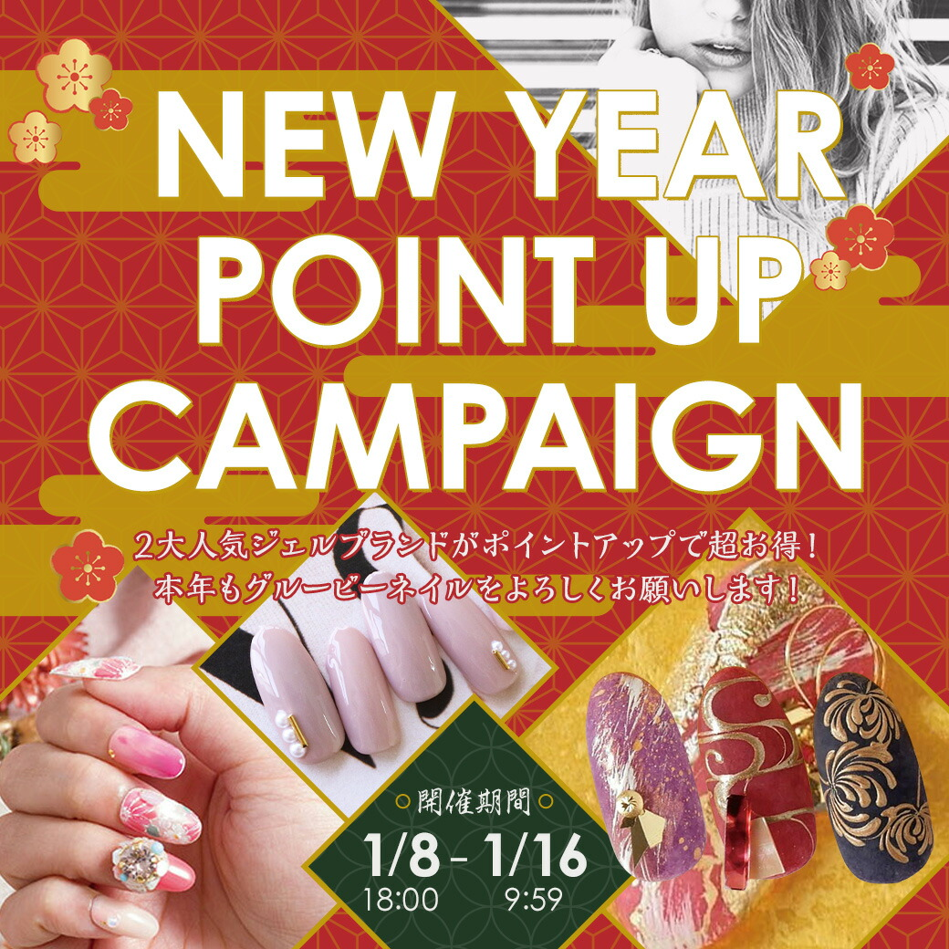 NEW YEAR POINT UP CAMPAIGIN 2019