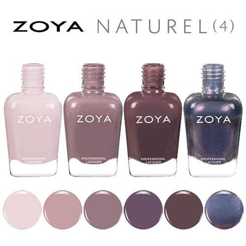 ZOYAニュートラルカラーコレクション