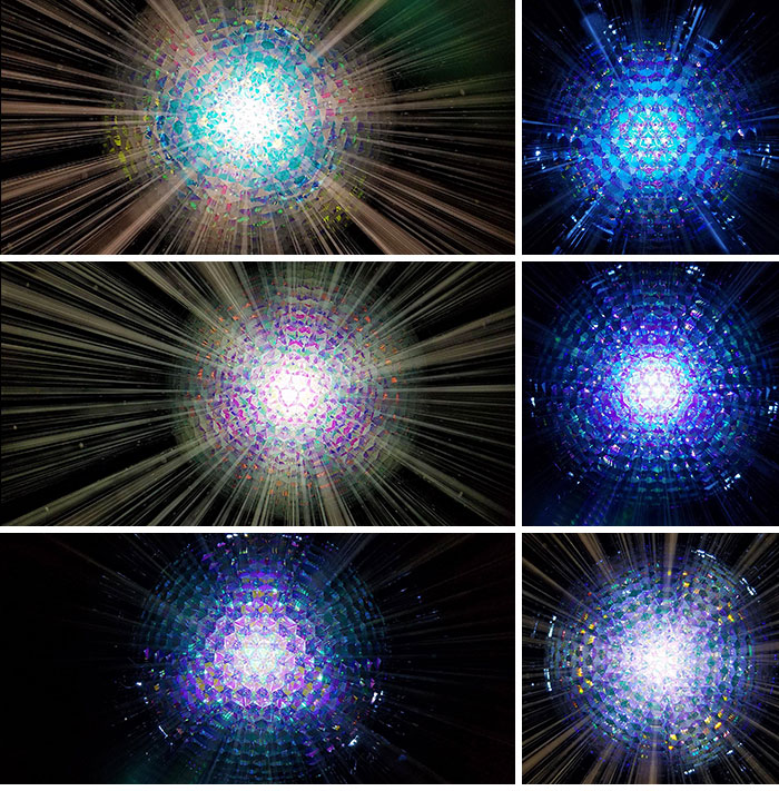 惑星のびんづめ:石田 千香子 【万華鏡】【カレイドスコープ】【万花筒】