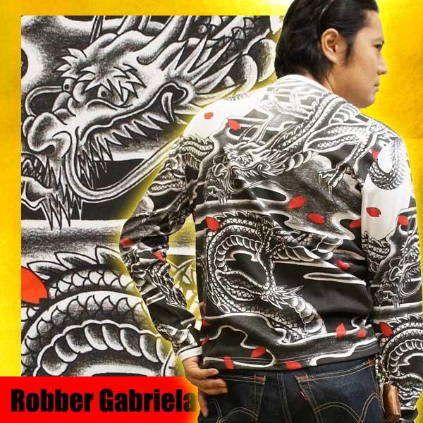 刺青ロンT・入墨・タトゥー・筋彫り