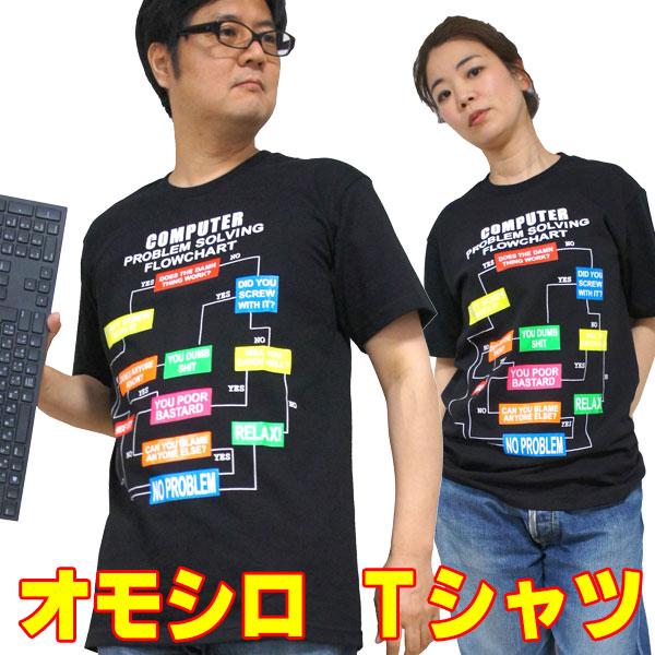 コンピューターTシャツ