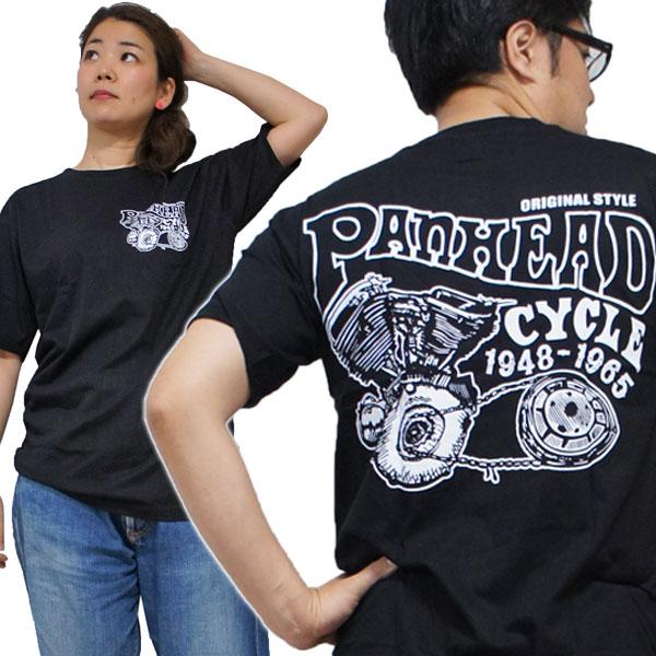 パンヘッドTシャツ