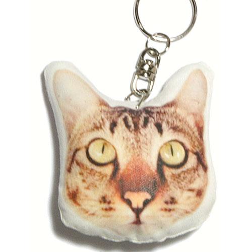 猫キーホルダー