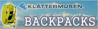 KLATTERMUSEN BACKPACKSアイテム一覧へ