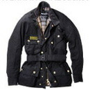 BarbourMWX0498 International Jacket インターナショナルジャケット スリムフィット Black
