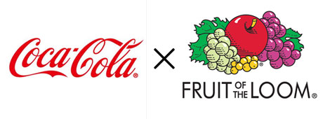 コーラ×フルーツ