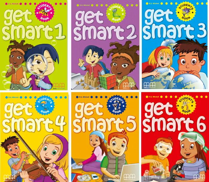 GET SMART−ワンランク上の英語教材