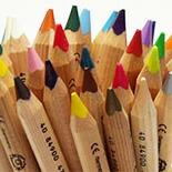 色鉛筆ファルビー