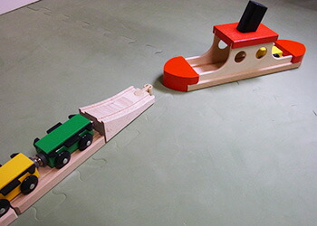 MICKI フェリーボート