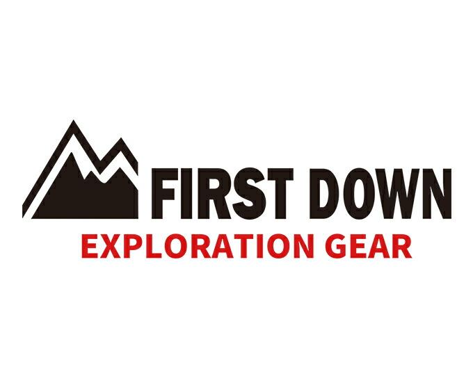 FIRST DOWN ファーストダウン EXPLORATION GEAR エクスプロレーションギア