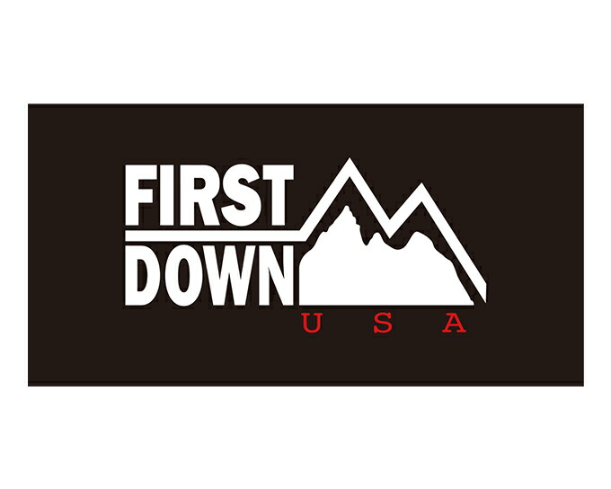 FIRST DOWN ファーストダウン USA ユーエスエー