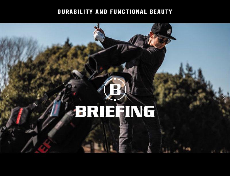 BRIEFING GOLF LINE ブリーフィング ゴルフ