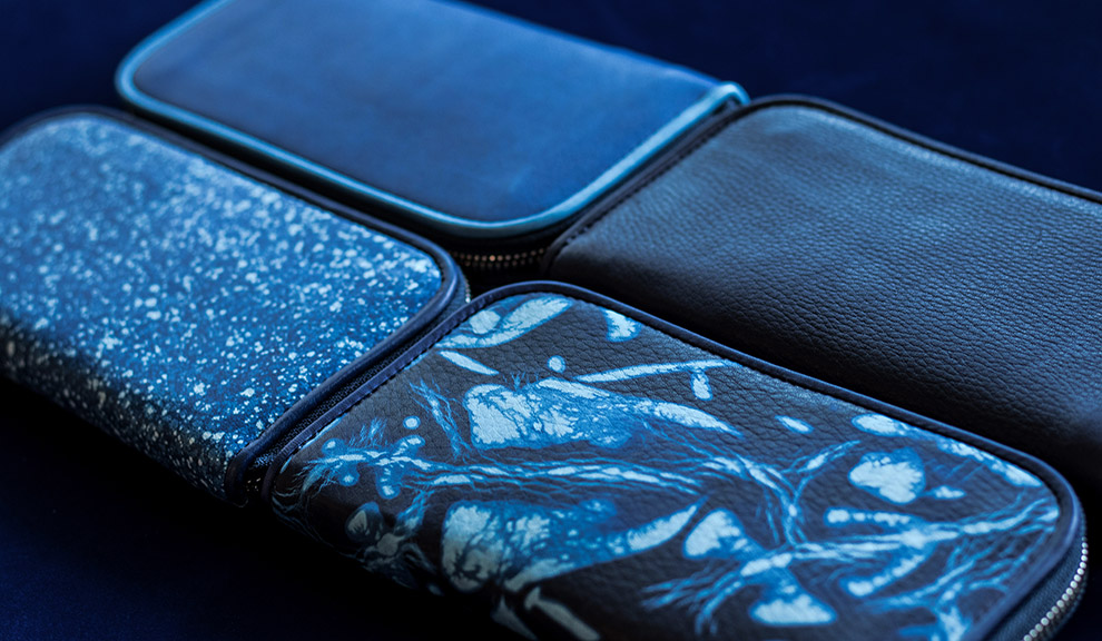JAPAN BLUEを極めたクランプの逸品