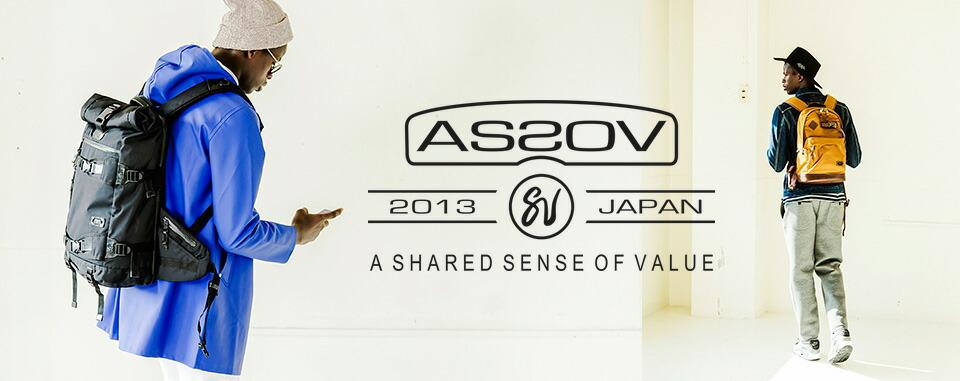AS2OV/アッソブ