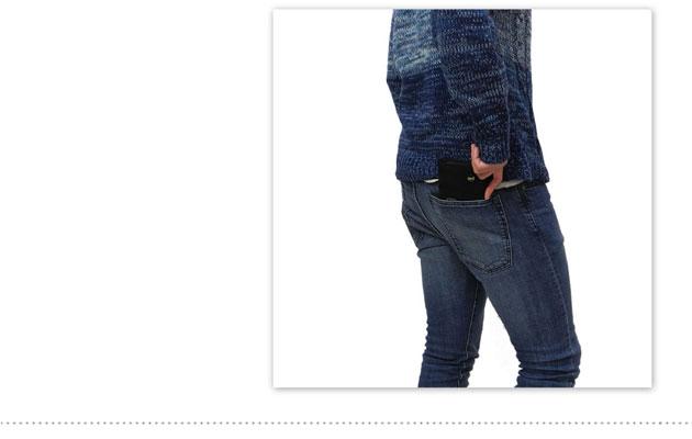 吉田カバン ポーター タンゴブラック PORTER TANGO BLACK 二つ折り財布 638-07801