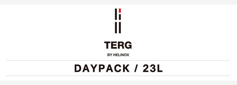TERG BY HELINOX ターグ バイ ヘリノックス デイパック リュックサック