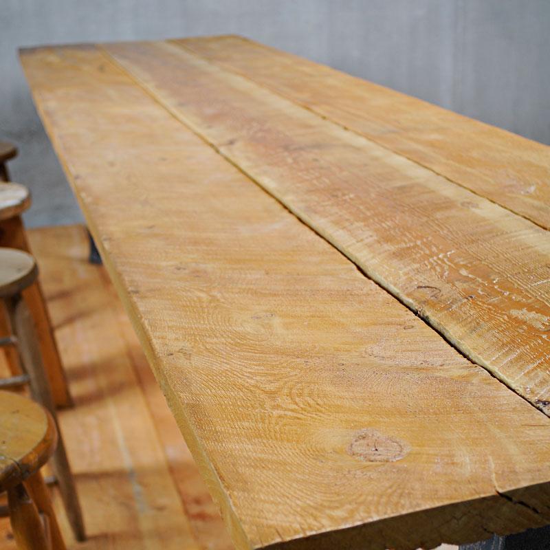 使用例、テーブル天板。