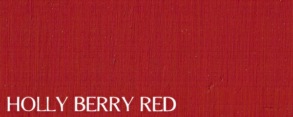 07 Holly Berry Red