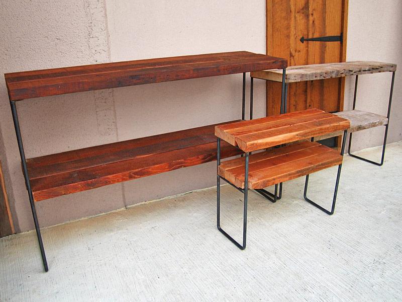 サイズはS,M,Lの3種類から選べます。幅は取り付ける棚板により変更できます。