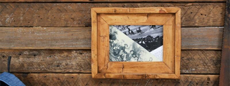 ハンド・ヒューン・フレーム 5×7インチのイメージ