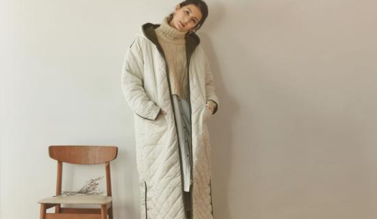 スザンヌさんが着こなすおすすめの冬アイテムコーデ