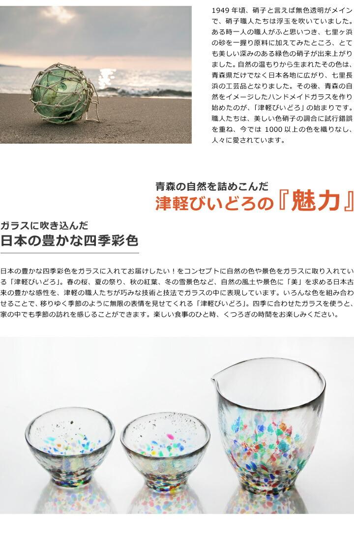 青森県伝統工芸品 津軽びいどろの始まり