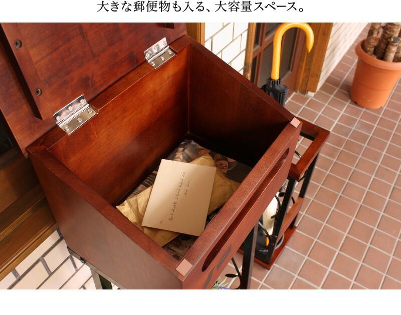 郵便ポスト Sparrow[スパロウ] 北欧デザイン ポスト 郵便受け