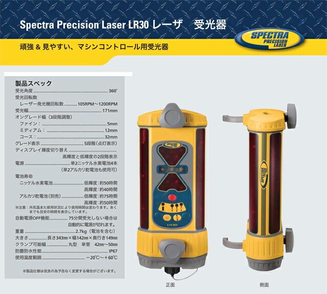 マシンコントロール用受光器LR30 サブ1