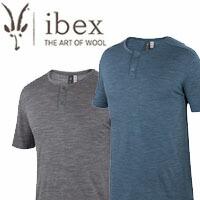 ibex メリノウール ベースレイヤー